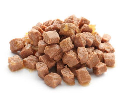 comida para perros húmeda