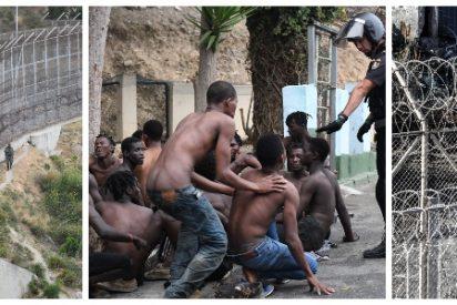 """El mundo feliz de 'El País': el peligro no es la avalancha masiva de africanos sino las """"inhumanas"""" concertinas"""