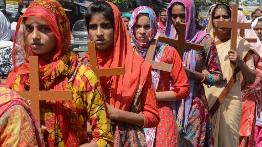 El Foro Cristiano Unido hace públicos los datos de la persecución religiosa en India