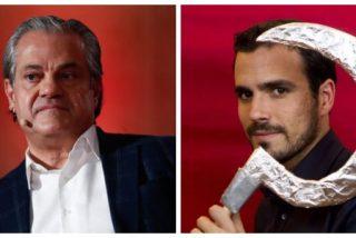 """Twitter manda callar al comunista Alberto Garzón por atacar a De Quinto: """"Él primero fue millonario y luego diputado, tú fuiste primero diputado y luego millonario"""""""