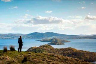 """¿Dónde hacer """"senderismo"""" en Escocia?"""