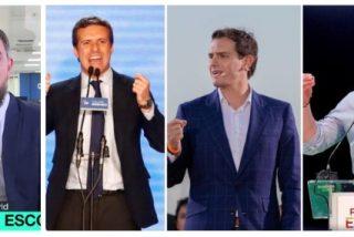 """Canguelo en la izquierda: Escolar teme un triunfo """"catastrófico para la democracia"""" de de la derecha si hay elecciones"""