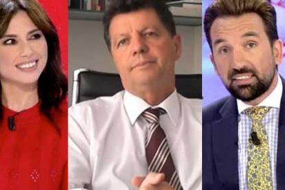 Los secuaces de Risto, la actriz de porno-gore Marta Flich y el cómico insustancial Miguel Lago atacan a Periodista Digital por las críticas que hacemos a su pringoso programa