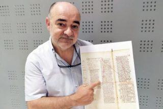 Un catedrático halla la referencia más antigua del Santo Cáliz de Valencia
