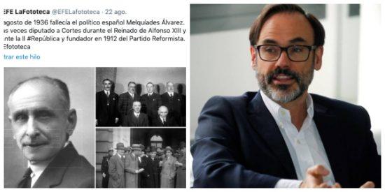 Garea utiliza la agencia EFE para hacer 'memoria histórica': evita hablar de 'asesinados' y dice 'fallecidos' cuando los muertos son de derechas