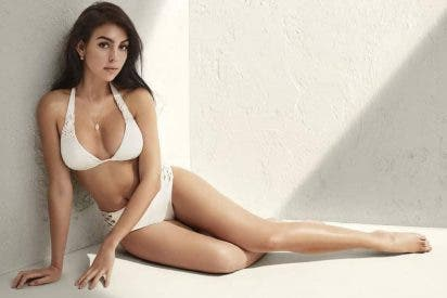 Las 'eróticas' imágenes de Georgina Rodríguez que Cristiano Ronaldo no quería que viésemos