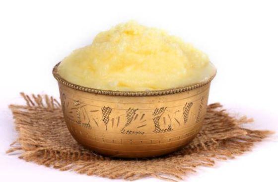 mantequilla ghee- Galletas árabes