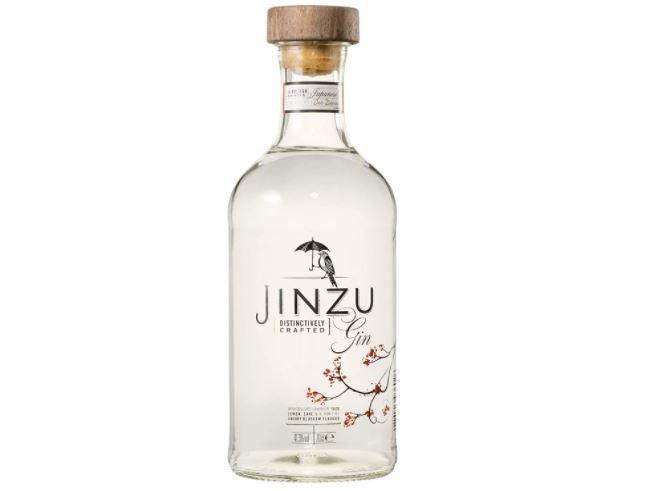 mejores ginebras japonesas - Jinzu