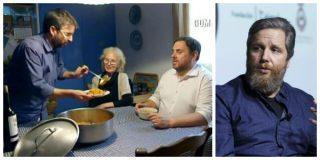 "Gistau le pega un buen viaje a Jordi Évole: ""Llevó a Junqueras a Sevilla para que humanizara a unos andaluces"""