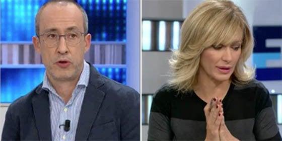 Lo nunca visto en espejo p blico estalla el periodista for Antena 3 espejo publico hoy