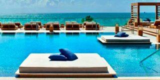 ¿Cuáles son los hoteles con las más increíbles piscinas de Miami Beach?