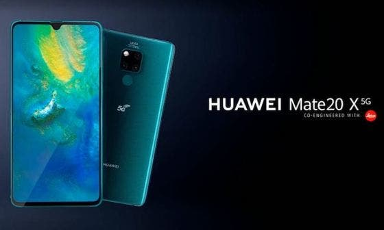Huawei Mate 20 X 5G review y precio