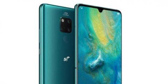Así es el Mate 30 de Huawei: el primer teléfono del gigante chino sin apps de Google