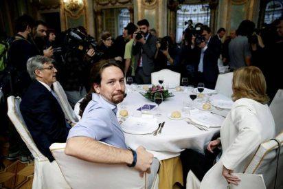 Moncloa filtra, por orden de Sánchez, un dato financiero privado de Pablo Iglesias que le fulmina y dinamita Podemos