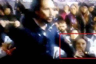 Feministas: Se viraliza un vídeo de Pablo Iglesias mandando callar de malas maneras a Irene Montero