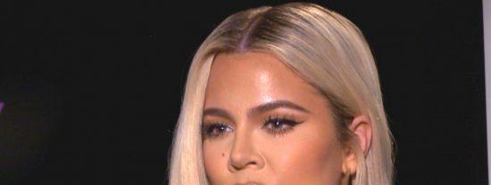 ¿Por qué todos hablan de los labios de Khloé Kardashian?