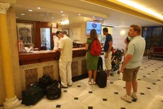 Coronavirus: El sector turístico mundial pierde al día un millón de puestos de trabajo