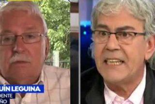 Ha tenido que llegar un socialista cabal como Joaquín Leguina para que le aclare en vivo y en directo a Toñi Bolaño por qué no puede comparar a VOX con Bildu