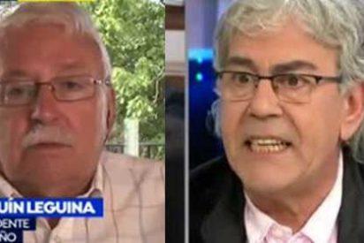 Ha tenido que llegar un socialista cabal como Leguina para que le aclare en vivo y en directo a Bolaño por qué no puede comparar a VOX con Bildu