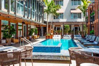 Hoteles boutique de lujo en Miami: Lennox Hotel Miami Beach