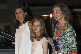 Lío en Casa Real: grave incidente entre Doña Sofía y Doña Letizia por culpa de la Princesa y los Urdangarin
