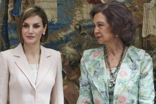 Arde Casa Real: el documental de Doña Letizia en televisión veja sin piedad a la Reina Sofía
