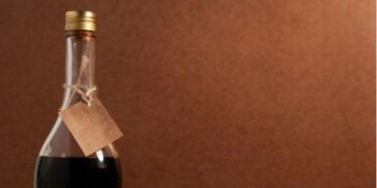 Licor de café casero