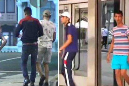 Esperpento nacional: tres de los magrebíes acusados de violar a una chica en Bilbao 'aprovechan' su libertad para robarle el móvil a otra mujer