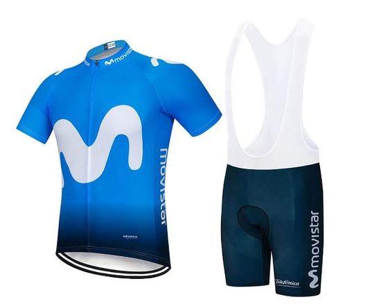 Maillots ciclismo equipo