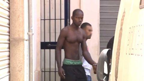 Ley de la cárcel: presos apalean brutalmente a la 'manada murciana', los senegaleses que violaron a una mujer