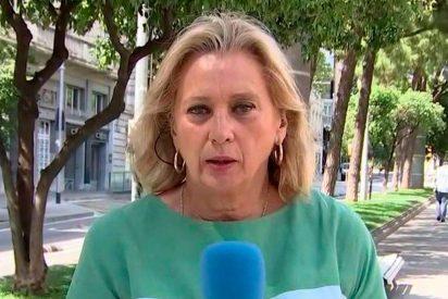 Mariángel Alcazar da una información sobre la operación del rey emérito que deja a los espectadores con la 'boca abierta'