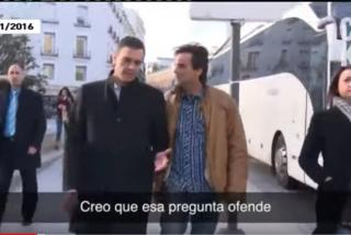 La entrevista que deja como La Chata a Pedro Sánchez cuando respondía así de prepotente a una pregunta sobre Bildu