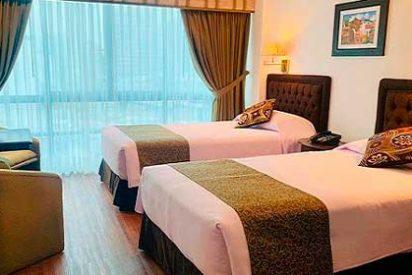 Hoteles en Lima: Monte Real de Miraflores