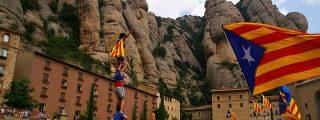 Su 'nueva religión': una generación entera de catalanes abandona el cristianismo para adorar al independentismo