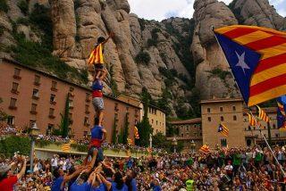 Una generación entera de catalanes abandona a Cristo para adorar al independentismo