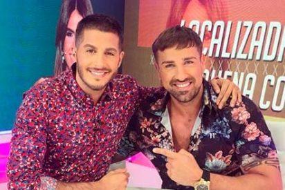 Nando Escribano, presentador de 'Cazamariposas', da un repaso memorable a Rafa Mora tras las declaraciones de su novia