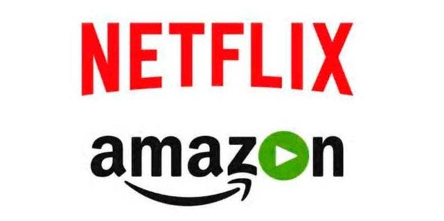 Netflix y Amazon-video