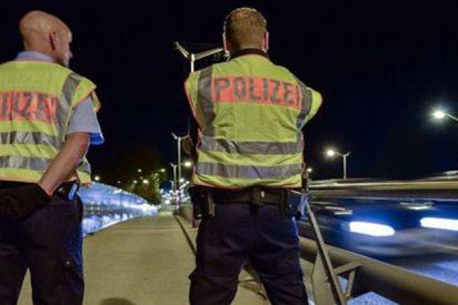 Un niño alemán de ocho años conduce a 140 km/h por una autopista