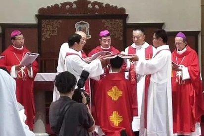 Antonio Yao Shun, primer obispo ordenado tras el acuerdo entre la Santa Sede y Pekín