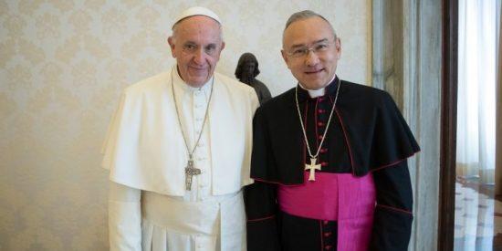 Los obispos venezolanos destapan un complot para 'socavar la credibilidad' del papa