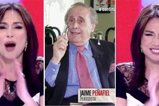 El Peñafiel más soez no desaprovecha la oportunidad de hacer su ataque bajuno a la Casa Real en TV