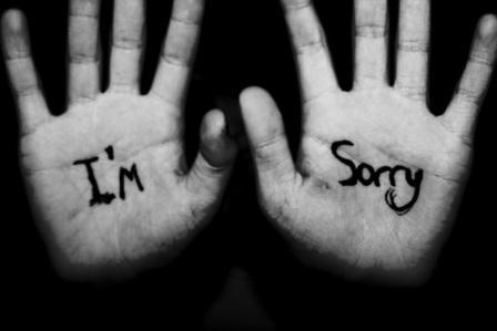 ¿Sabes pedir perdón? ¿Eres de los que se disculpa o de los que se justifica?