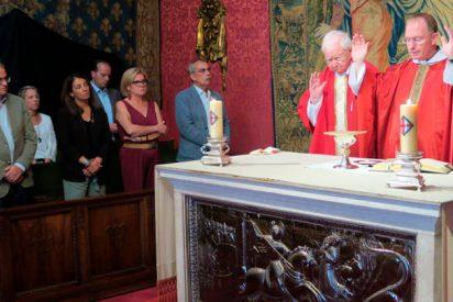 Torra nombra prior de la Capilla de San Jorge a un primo del exconsejero preso Jordi Turull