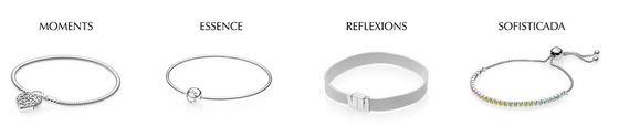 Tipos de pulseras Pandora, ¿cuál es tu estilo?