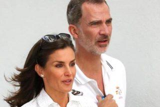 Revientan las vacaciones a Doña Letizia: filtran el nombre de la famosa actriz amante del Rey Felipe