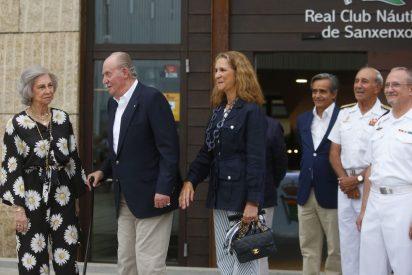 El increíble vídeo de Don Juan Carlos y Doña Sofía que noquea a la Casa Real y 'desquicia' a Doña Letizia