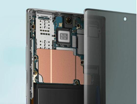 Samsung Galaxy Note10 y 10+ review