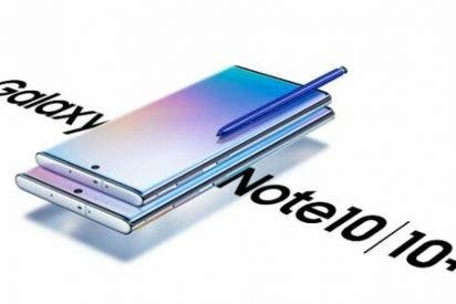 Samsung Galaxy Note10 y 10