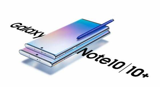 Samsung Galaxy Note10 y 10