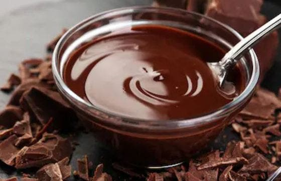 chocolate fundido